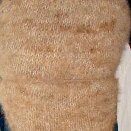Пояс-столб из собачьей шерсти арт№102п ручной работы.