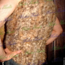 Комплект прогревающий артикул №19цк из собачьей шерсти (пуха)